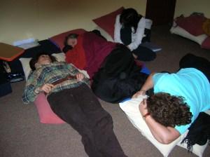 Hakomi Resting